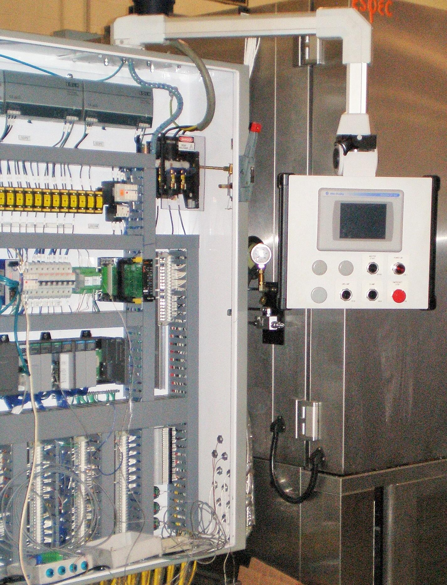 Electrical Panels Flodraulic Group Wiring Technology